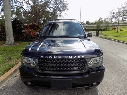 Land Rover Range Rover HSE 2011