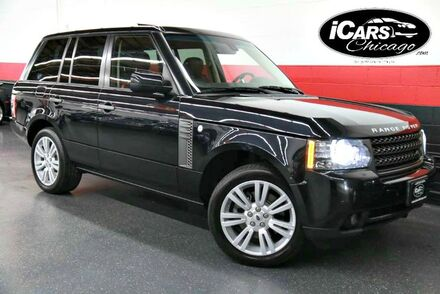 2011_Land Rover_Range Rover_HSE LUX 4dr_ Chicago IL