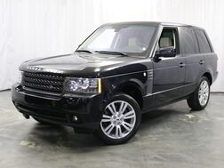 2011_Land Rover_Range Rover_HSE LUX / 5.0L V8 Engine / AWD / Push Start / Navigation / Sunroof / Parking Sensors with Rear View Camera / Harman Kardon Premium Sound System_ Addison IL