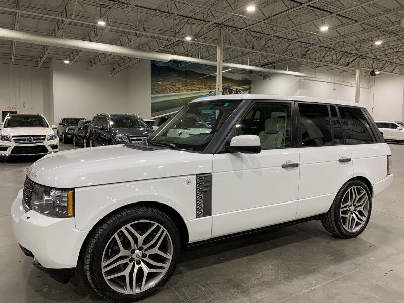 2011_Land Rover_Range Rover_HSE LUX 79K MSRP_ Charlotte NC