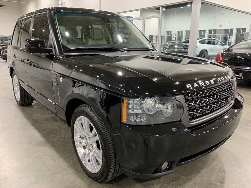 2011 Land Rover Range Rover HSE LUX Charlotte NC