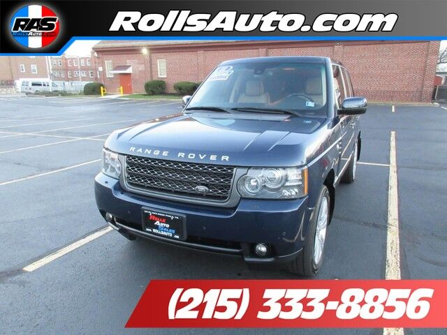 2011 Land Rover Range Rover HSE LUX Philadelphia PA