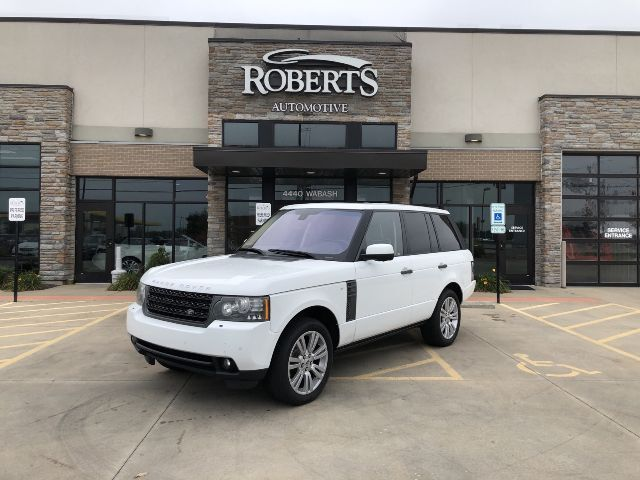 2011 Land Rover Range Rover HSE LUX Springfield IL