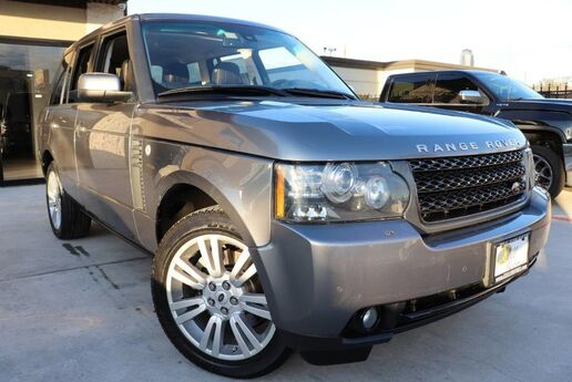 2011 Land Rover Range Rover HSE LUX,1 OWNER,TEXAS BORN,SERVICED! Houston TX