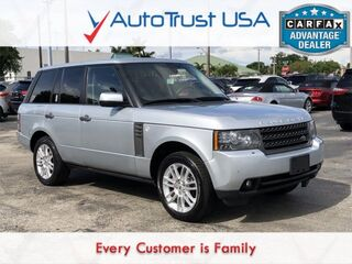 Land Rover Range Rover HSE NAV SUNROOF BACKUP CAM 4WD LOW MILES 2011