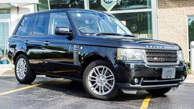 2011_Land Rover_Range Rover_HSE_ Orland Park IL