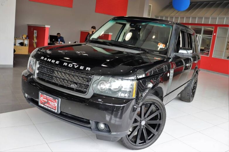 2011 Land Rover Range Rover HSE Springfield NJ
