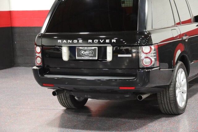 2011 Land Rover Range Rover LUX HSE Supercharged 4dr Suv Chicago IL