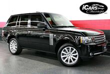 2011 Land Rover Range Rover LUX Supercharged 4dr Suv