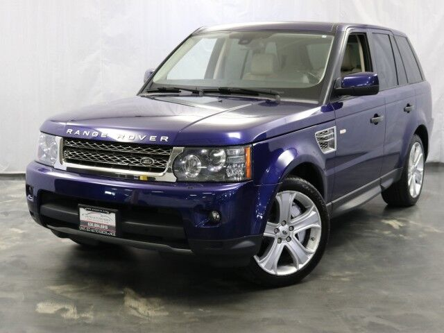 2011 Land Rover Range Rover Sport 5.0LV8 Supercharged Engine / 4WD Addison IL
