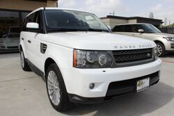 Land Rover Range Rover Sport HSE - 1 Owner Clean CarFax 2011