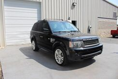 2011_Land Rover_Range Rover Sport_HSE LUX 4WD Navigation Backup Camera Sunroof Bluetooth_ Knoxville TN
