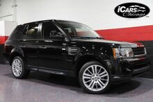 2011 Land Rover Range Rover Sport HSE LUX 4dr Suv