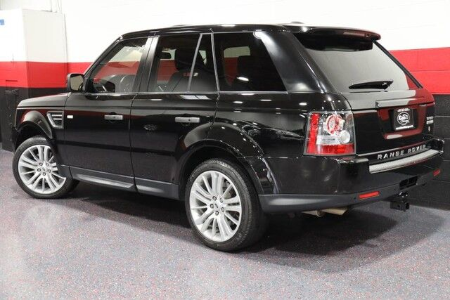 2011 Land Rover Range Rover Sport HSE LUX 4dr Suv Chicago IL