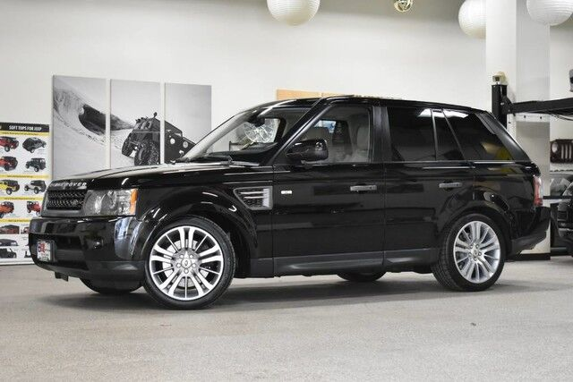 2011 Land Rover Range Rover Sport HSE LUX Boston MA