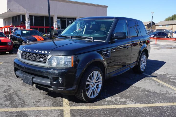2011 Land Rover Range Rover Sport HSE LUX Dallas TX