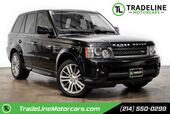 2011 Land Rover Range Rover Sport HSE LUX MEMORY SEATS, REAR VIEW CAMERA, SUNROOF, AND MUCH MORE!!