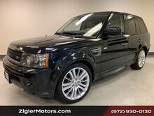 2011_Land Rover_Range Rover Sport_HSE LUX Navigation Back Up Camera_ Addison TX