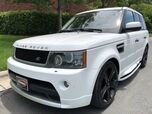 2011 Land Rover Range Rover Sport Limited GT Edition
