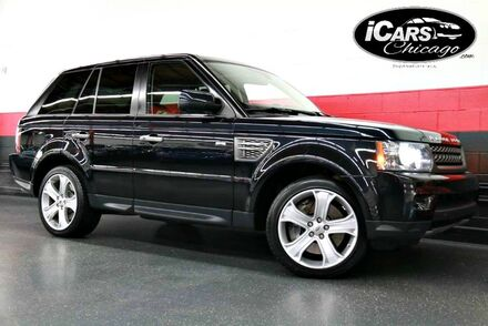 2011_Land Rover_Range Rover Sport_Lux Supercharged 4dr Suv_ Chicago IL