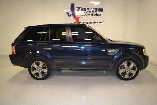2011 Land Rover Range Rover Sport SC Fort Worth TX