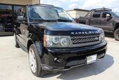 2011 Land Rover Range Rover Sport SC,DUAL HEADREST DVD,SUPERCHARGED,LOADED!