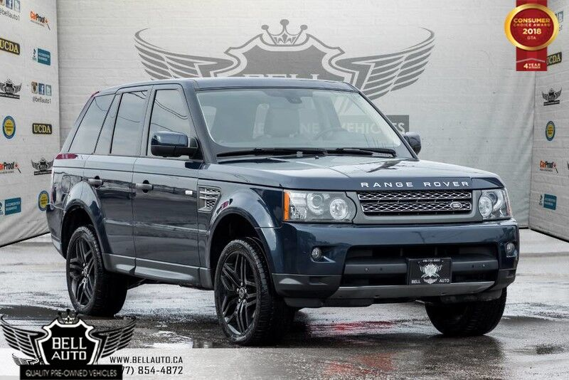 2011 Land Rover Range Rover Sport SUPER CHARGED, BACK-UP CAM, NAVI, LEATHER, MOONROOF, HEATED SEAT