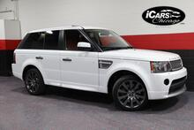 2011 Land Rover Range Rover Sport Supercharged Autobiography 4dr Suv