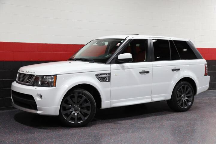 2011 Land Rover Range Rover Sport Supercharged Autobiography 4dr Suv Chicago IL