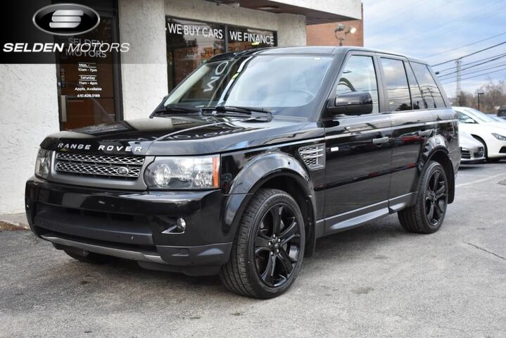 2011_Land Rover_Range Rover Sport_Supercharged_ Conshohocken PA