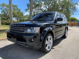 2011_Land Rover_Range Rover Sport_Supercharged_ Hollywood FL