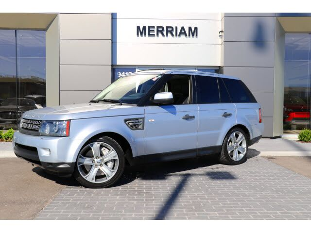 2011 Land Rover Range Rover Sport Supercharged Kansas City KS