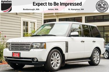 2011_Land Rover_Range Rover_Supercharged_ Boxborough MA