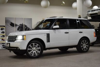 2011_Land Rover_Range Rover_Supercharged_ Boston MA