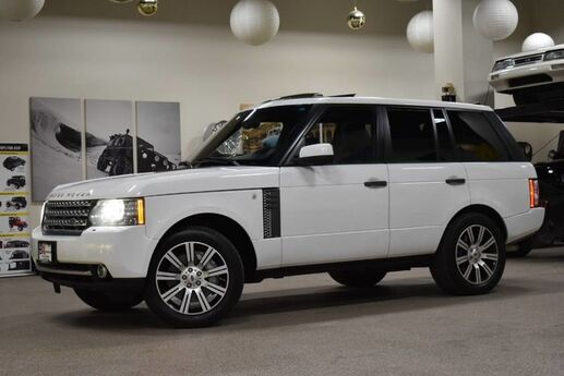 2011 Land Rover Range Rover Supercharged Boston MA