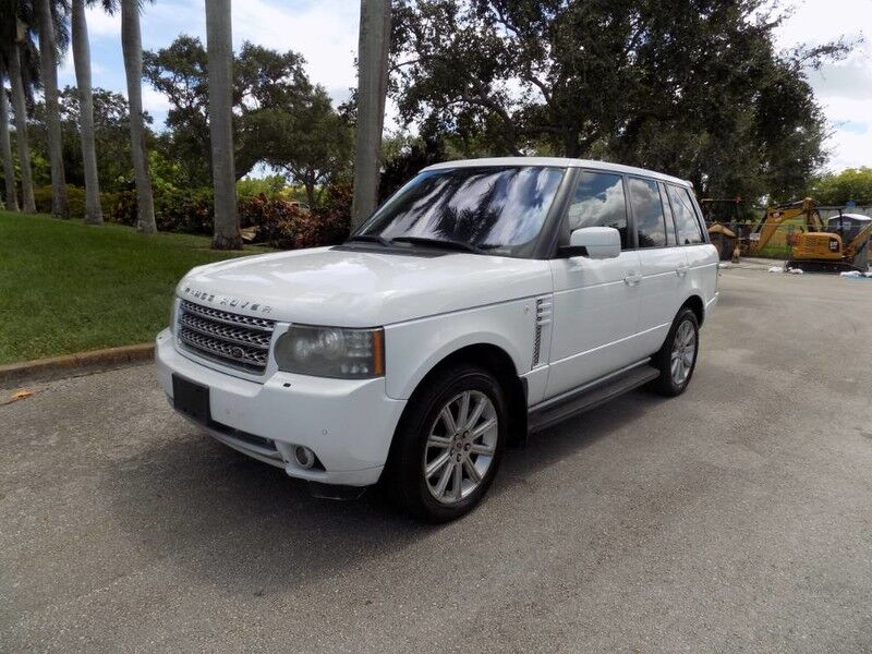 2011 Land Rover Range Rover Supercharged Hollywood FL