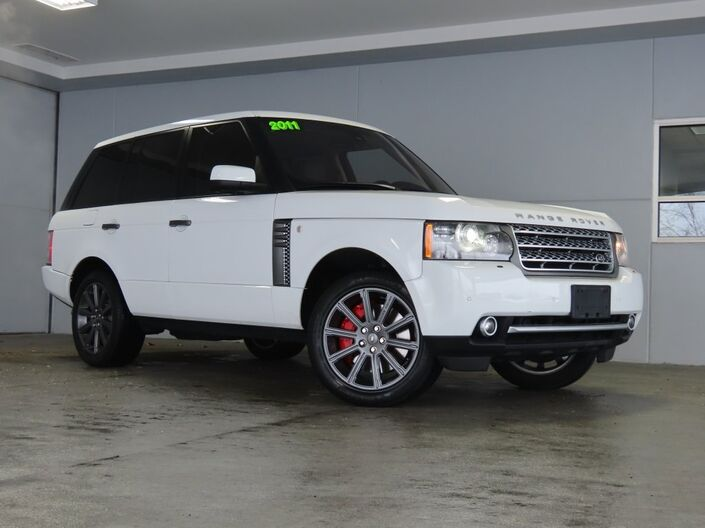 2011 Land Rover Range Rover Supercharged Merriam KS