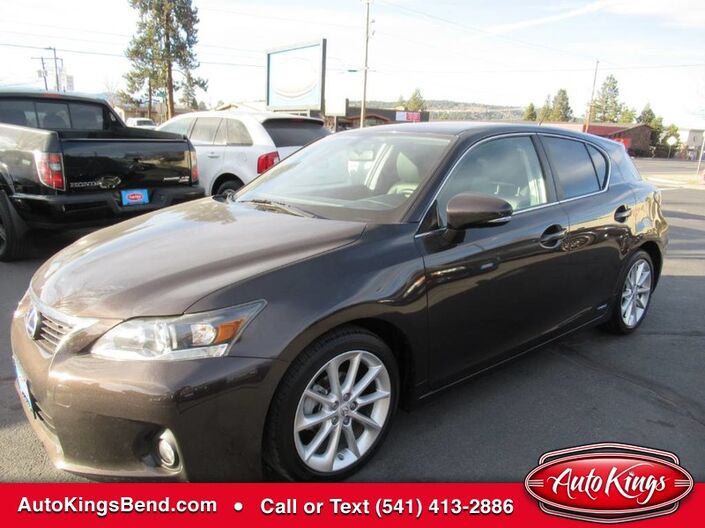 2011 Lexus CT 200h  Bend OR