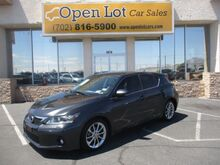 2011_Lexus_CT 200h_Base_ Las Vegas NV