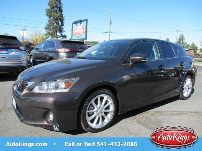 2011 Lexus CT 200h FWD 4dr Hybrid Bend OR