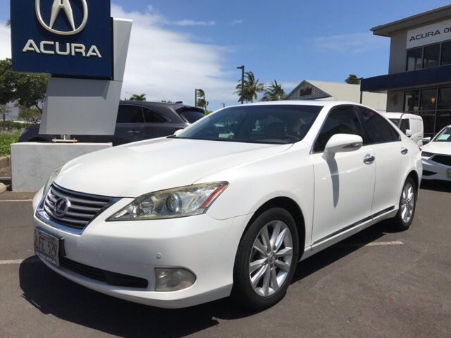 2011 Lexus ES 350 Base 4dr Sedan Kahului HI