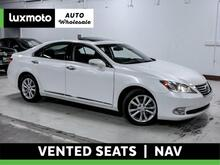 2011_Lexus_ES 350_Navigation Back-Up Camera Heated & Cooled Seats_ Portland OR