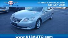 2011_Lexus_ES 350_Sedan_ Ulster County NY