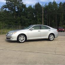 2011_Lexus_ES 350_Sedan_ Hattiesburg MS