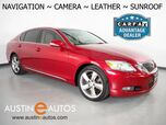 2011 Lexus GS 350 *NAVIGATION, BACKUP-CAMERA, TOUCH SCREEN, MOONROOF, LEATHER, CLIMATE SEATS, MARK LEVINSON AUDIO, INTUITIVE PARK ASSIST, BLUETOOTH