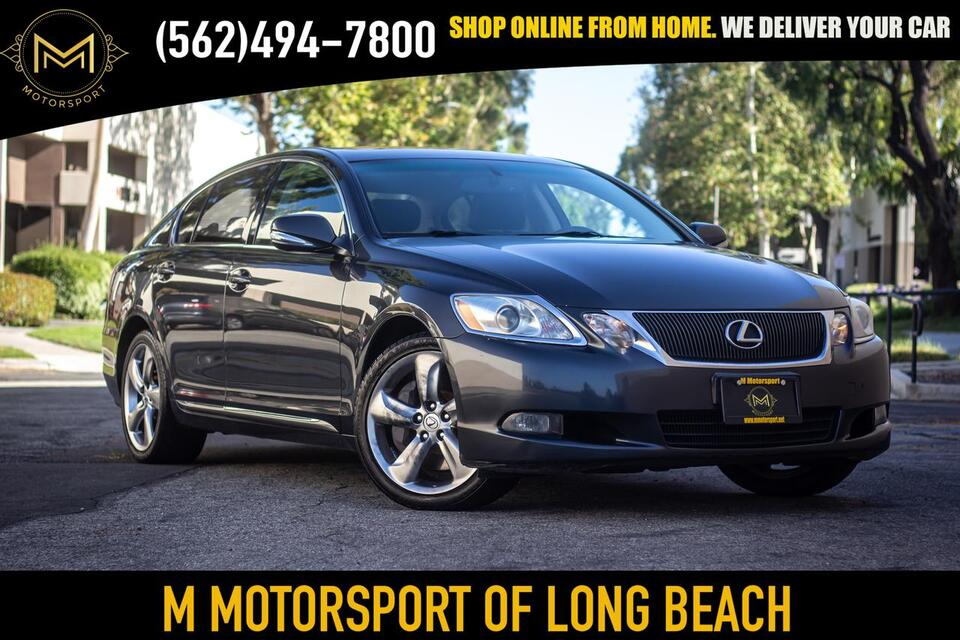 2011_Lexus_GS_GS 350 Sedan 4D_ Long Beach CA