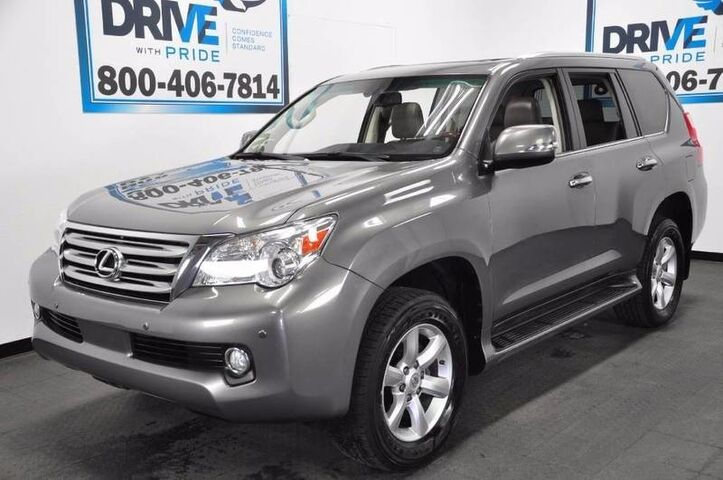 2011 Lexus GX 460 4WD 79K 1 OWN NAV REAR CAM PDC KEYLESS AC STS Houston TX