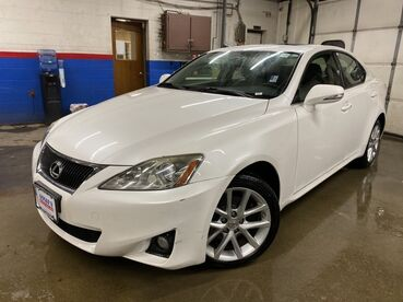 2011_Lexus_IS 250__ Worcester MA