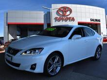 2011_Lexus_IS 350_Base_ Salinas CA