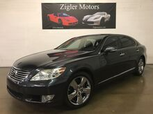 2011_Lexus_LS 460_L Navigation Backup Camera Heated/Cooled front seats_ Addison TX